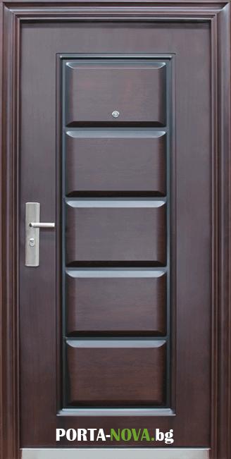 Метална входна врата модел 093-G във Варна