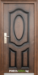 Метална входна врата модел 141-5Y във Варна