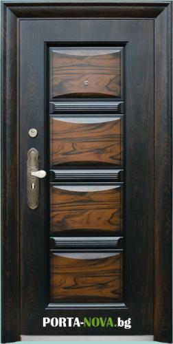 Метална входна врата модел 516 във Варна