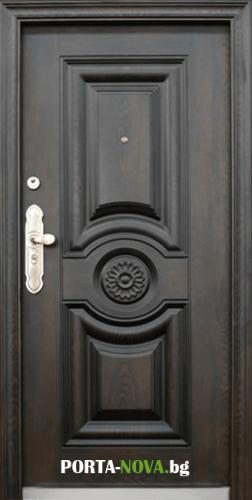 Метална входна врата модел 539 във Варна