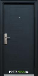 Метална входна врата модел 701-B във Варна