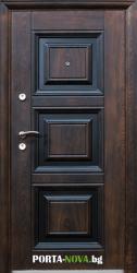 Метална входна врата модел 888 във Варна