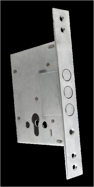 Допълнителна брава за входна врата Уют във Варна