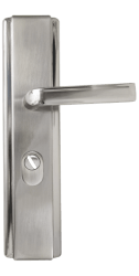 Комплект дръжки за метална врата Комфорт във Варна