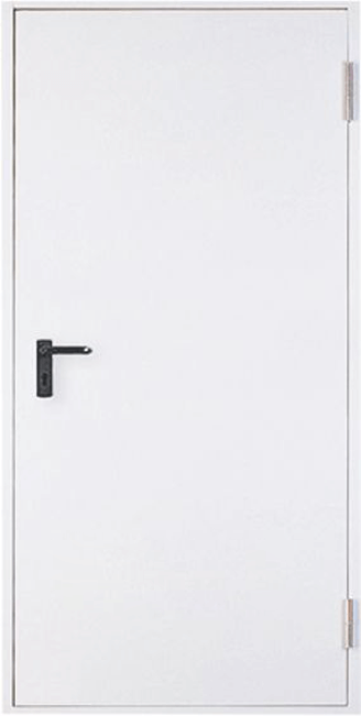 Метална пожароустойчива врата, REI 60 във Варна