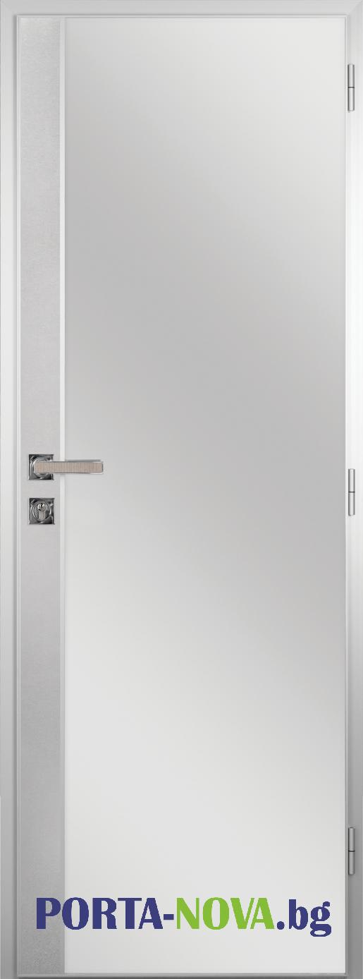 Алуминиева врата за баня - GRADDE цвят Ribeira във Варна