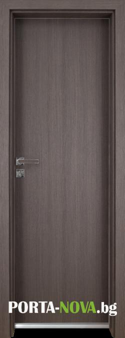 Алуминиева врата за баня - GRADDE цвят SanDiego във Варна