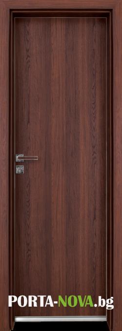 Алуминиева врата за баня - GRADDE цвят Schwedische във Варна