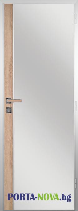 Алуминиева врата за баня - GRADDE цвят Verade във Варна