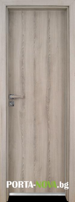 Алуминиева врата за баня - GRADDE цвят Veralinga във Варна