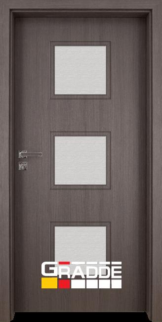 Интериорна врата Gradde Bergedorf, Graddex Klasse A++ във Варна