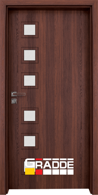Интериорна врата Gradde Reichsburg, Graddex Klasse A във Варна