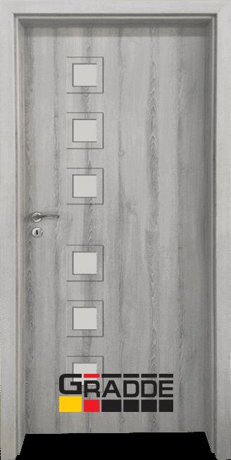 Интериорна врата Gradde Reichsburg, Graddex Klasse A++ във Варна