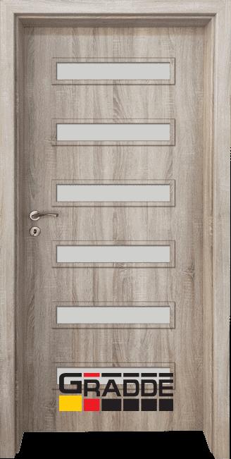 Интериорна врата Gradde Schwerin, Graddex Klasse A++ във Варна