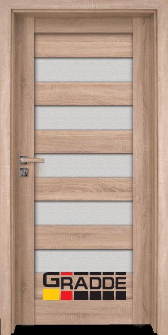 Интериорна врата Gradde Aaven Glas, Graddex Klasse A във Варна
