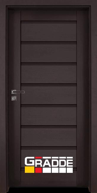 Интериорна врата Gradde Axel Glas, Graddex Klasse A++ във Варна