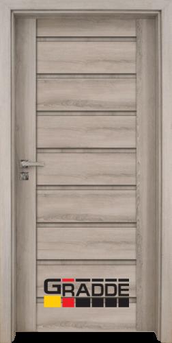 Интериорна врата Gradde Axel Voll, Graddex Klasse A във Варна