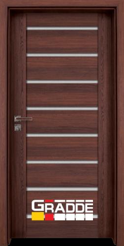 Интериорна врата Gradde Axel Glas, Graddex Klasse A във Варна