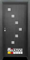 Интериорна врата Gradde Zwinger, цвят Graddex Klasse A++ във Варна
