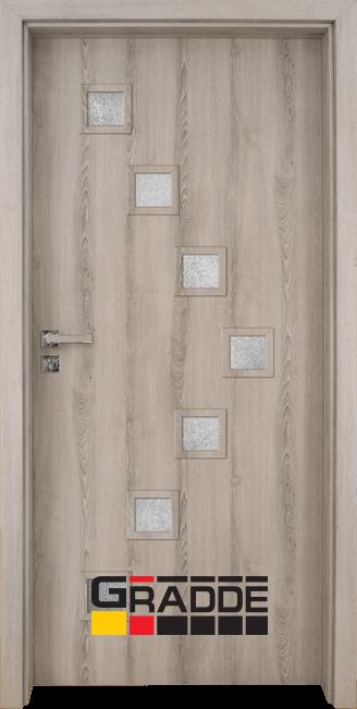Интериорна врата Gradde Zwinger, Graddex Klasse A във Варна