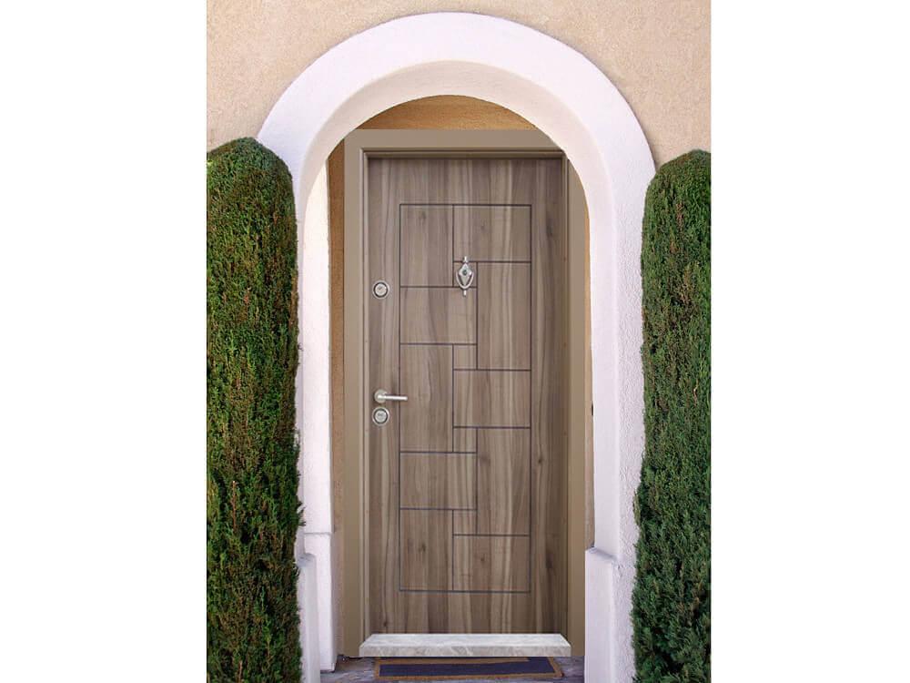 Екстериорна врата