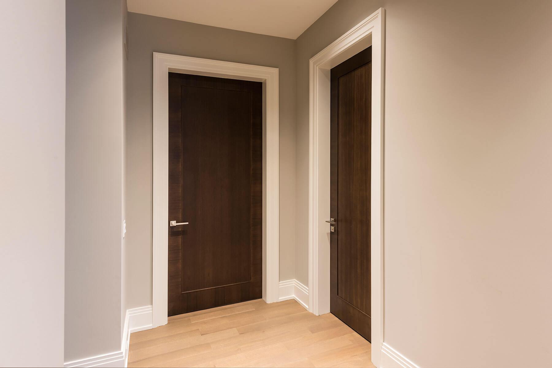Нова модерна врата